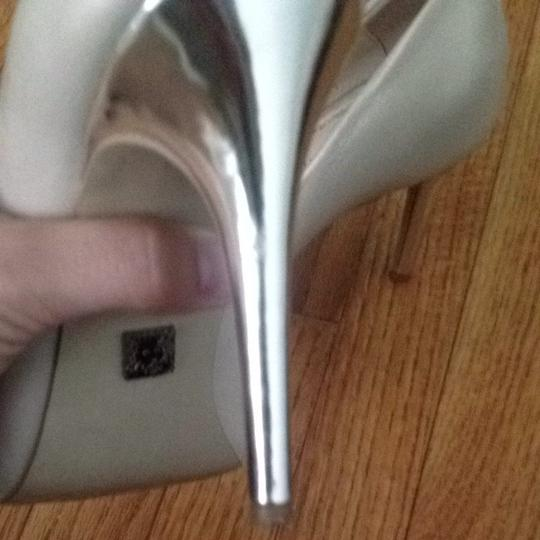 Anne Klein Nude Pumps