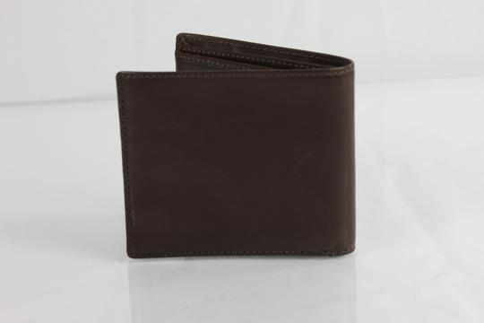 Coach * Coach BiFold Leather Wallet - Brown