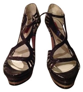 Cesare Paciotti Brown Pumps