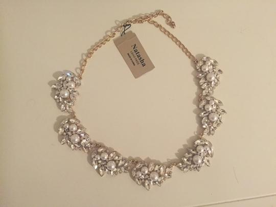 Other Crystal Statement Necklace