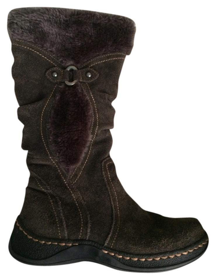 bare traps charcoal gray boots size 6 58 bare traps
