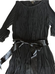 Jerry T Pleated Classy Holiday Formal Tunic