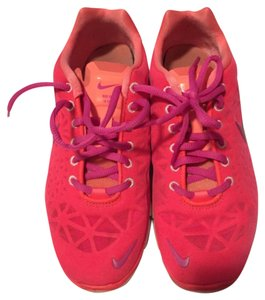 Nike Coral and pink Athletic