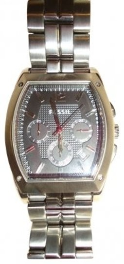 Preload https://item3.tradesy.com/images/fossil-silver-watch-40882-0-0.jpg?width=440&height=440