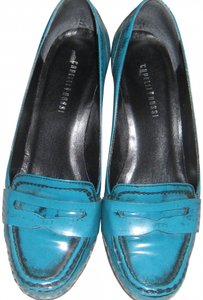 Capelli&Rossi Sea Green Pumps