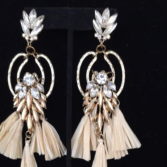 Other Handmade Earrings Very Unique Whid Christly Ind Gold Blake It