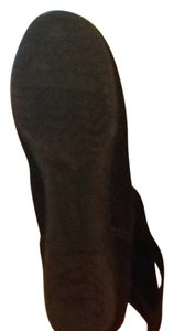 Payless Black Suede Boots