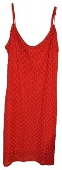 Preload https://img-static.tradesy.com/item/40897/betsey-johnson-red-vintage-intricately-stitched-knee-length-formal-dress-size-12-l-0-0-650-650.jpg