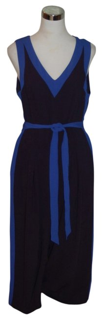 Elevenses Anthropologie Beca Tuxedo Stripe Dress