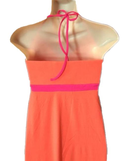 Coral Pink Maxi Dress by Tommy Bahama Maxi Strapless