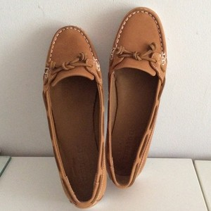 Sebago Luggage Flats