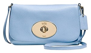 Coach Liv Pouch Handbag Cross Body Bag