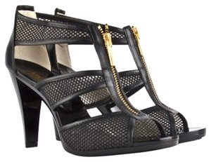 Michael Kors Berkley Bootie Black Sandals