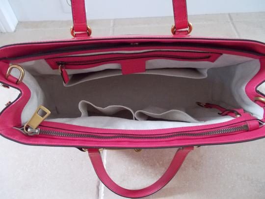 Gucci Satchel in Hot Pink