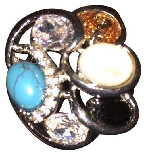 Preload https://item3.tradesy.com/images/auze-onyx-ring-turquoise-and-garment-and-c-z-4092622-0-0.jpg?width=440&height=440