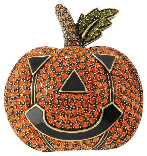 Heidi Daus Heidi Daus Smashin Pumpkin Pin SWAROVSKI CRYSTALS LARGE SIZE AMAZING PRICE!! BRAND NEW PC!
