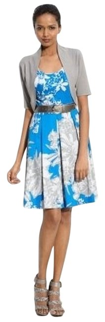 Preload https://item4.tradesy.com/images/donna-ricco-blue-cutout-back-stretch-cotton-party-above-knee-short-casual-dress-size-16-xl-plus-0x-4093-0-0.jpg?width=400&height=650