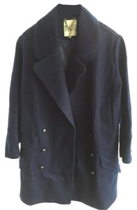 BB Dakota Oversize Wool Pea Coat