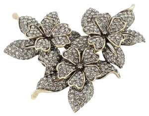 Heidi Daus HEIDI DAUS 4 SEASONS IN BLOOM PIN A MUST SWAROVSKI RET $190 DEAL OF A LIFETIME! BRAND NEW!!!