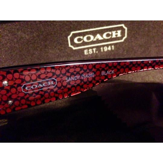 Coach Coach Black Sandy Sunglasses