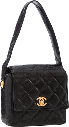 Preload https://item4.tradesy.com/images/chanel-timeless-quilted-with-gold-hardware-black-lambskin-leather-tote-4093648-0-6.jpg?width=440&height=440