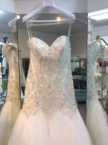 Mori Lee 2606 New Wedding Dress