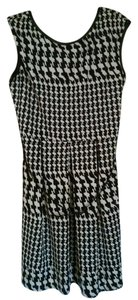 Tiana B. Houndstooth Dress