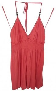 Guess Coral Halter Top