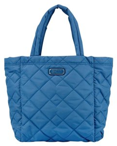 Marc by Marc Jacobs Light Weight Quilted Diamond Tote in Blue