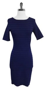 Karen Millen short dress Textured Bodycon on Tradesy