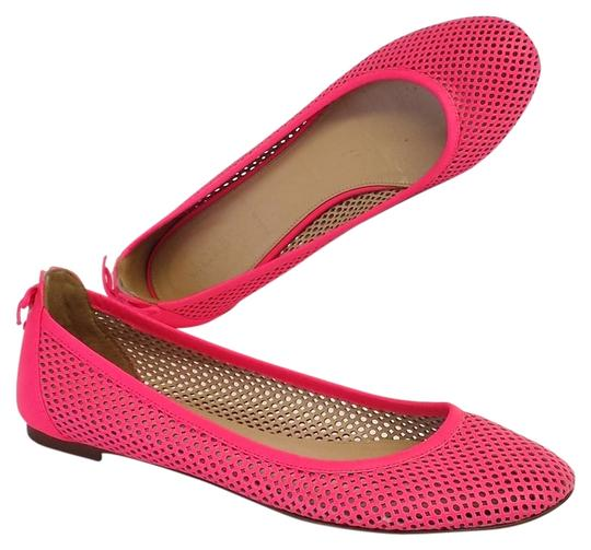 Preload https://item4.tradesy.com/images/jcrew-neon-pink-perforated-leather-ballet-flats-size-us-85-4096363-0-0.jpg?width=440&height=440