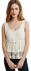 Forever 21 Top Ivory/Cream