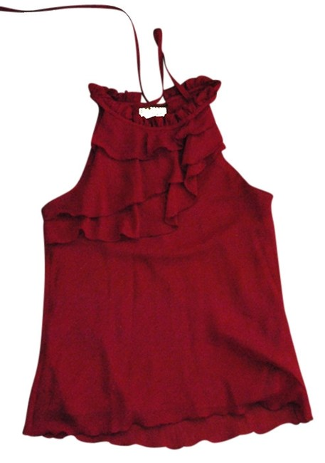 Preload https://item5.tradesy.com/images/iz-byer-california-red-sparkle-hot-little-tank-night-out-top-size-0-xs-409714-0-0.jpg?width=400&height=650