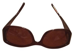Kate Spade Brown W/ Pearl Tortoise Sunglasses