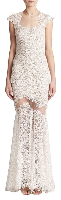 Preload https://item4.tradesy.com/images/mignon-ivory-cap-sleeve-lace-gown-formal-dress-size-6-s-4097368-0-0.jpg?width=400&height=650