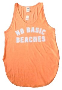 Victoria's Secret Cover-up Beach Casual Top Orange