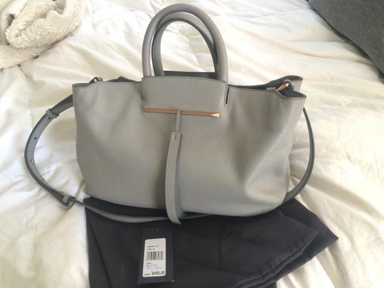 Brian Atwood Tote in Grey