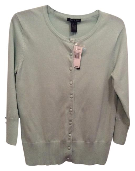 Preload https://item5.tradesy.com/images/pale-green-sweaterpullover-size-8-m-4098919-0-0.jpg?width=400&height=650