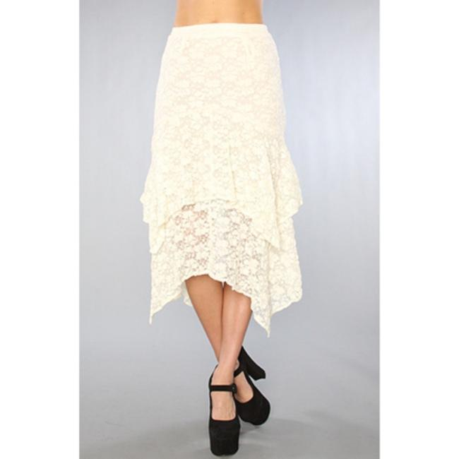 Lucca Couture Skirt White