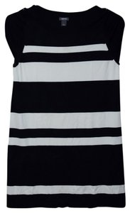Kenneth Cole Reaction short dress BLack & WHite on Tradesy