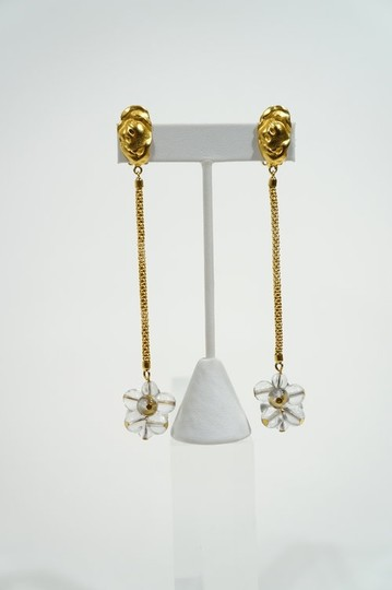 Preload https://item1.tradesy.com/images/gold-tone-murano-glass-vintage-dangle-drop-earrings-409915-0-0.jpg?width=440&height=440