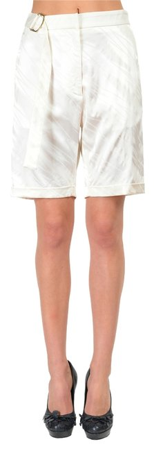 Preload https://item4.tradesy.com/images/just-cavalli-white-women-s-casual-bermuda-shorts-size-4-s-27-4099453-0-0.jpg?width=400&height=650