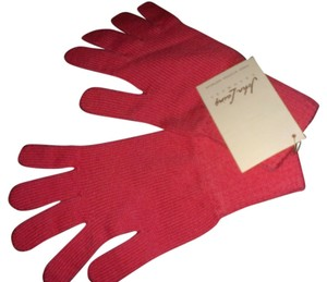John Laing 100% Pure Cashmere Gloves - Hot Pink!
