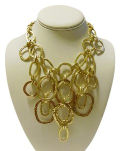 Tori Spelling Tori Spelling 17 Inch Bib Necklace with 3 Inch Extender