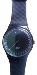 Swatch Swatch watch blk