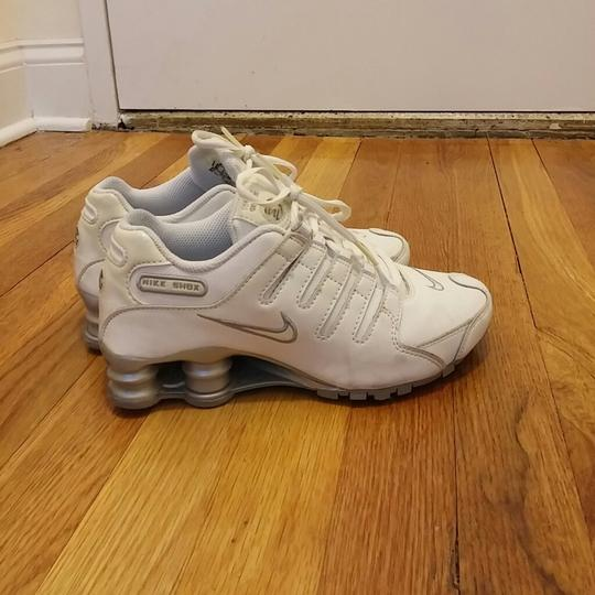 Nike Shox Sneakers White Athletic
