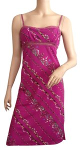 BCBGMAXAZRIA short dress Pink on Tradesy