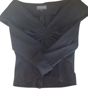 KM Collections Top Black