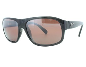 Maui Jim Maui Jim R200-11 Trans Smoke Grey/Maui HT Lens Green Sunglasses