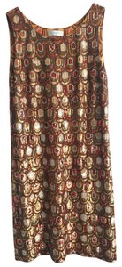 Emilio Pucci Sequin Silk Dress